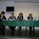 С докладом «Особенности взаимоотношений с психосоматическим пациентом в рамках психоаналитической психотерапии» выступает Коростелева Ирина Сергеевна